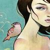 art-- pidgeon -- audrey kawasaki