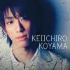 luckypurple: Keiichiro Koyama