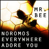 Noromo Mascot - Mr Bee.