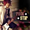 The Queen of Lame and Typo Errors.: kiriyama ren; rock☆star