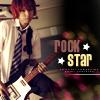 The Queen of Lame and Typo Errors.: kiriyama ren; rock☆star
