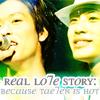 ~~ Real Lo7e Story: A Tae7en Fan Community ~~