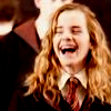 Dragonfly_lily: Hermione laughs