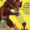 dinogrl: roar of the rocket-zilla bookcover