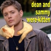 dean and sammy were-kitten