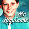 Mr.Handsome