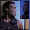 SG1 - Teal'c pretty in blue