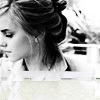 Charmander: emma watson - black and white