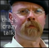 Sean: crazy talk