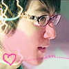 chun w/ heart &glasses  by sirius_light
