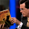 Loony Loopy Lea Lovegood: Harry Potter | Colbert reading DH
