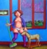 art: guitton - housework