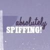 spiffing