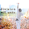 bluedaydreamer6: Jared: division will unite