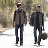 SPN Brothers walking