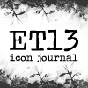 ET13's Icon Journal