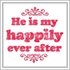 love: happily ever after