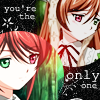 The Princess of Seyruun: Rozen Maiden - You're the only one.
