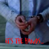 Maz (or foxxy!): It's the hands...