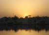 Pushkar sunset