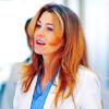 Stephanie: GREY'S. Meredith; the original grey