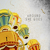 :): amusement ride - around she goes