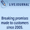 LJ: breaking promises since 2005