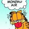 wysote: Garfield - Monday