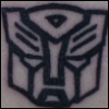 Autobots tattoo