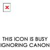 Ignoring canon