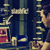 Sofy: SGA Carson -- is reading slashfic!