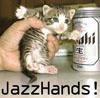 sourisvho: Jazz hands