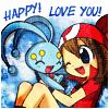 love you!, happy