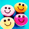 cupcakes, happy, smile