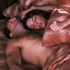 GG LL Bed Sleeping