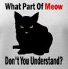what part of meow?