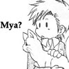 "Alfons Heiderich -- ""Myaa?"""