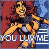 Comics - Kory/You Luv Me!