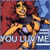 Comics - Kory/You Luv Me!