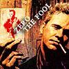 on the edge, alive, John Constantine, the Fool, mystic
