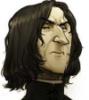 Severus Snape: Annoyed