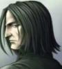 Severus Snape: Contemplative