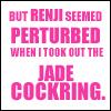 Gogo: jade-ring