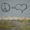 peace = love
