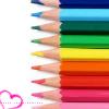 Random // Colored Pencils