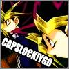 CAPSLOCK YU-GI-OH!