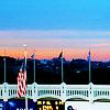 NYY [sunset]