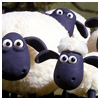 the girl who used to dance on fire and brimstone: shaun the sheep flock - waiting4morning