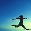 Leaping Through Air
