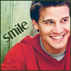 Smile-David Boreanaz